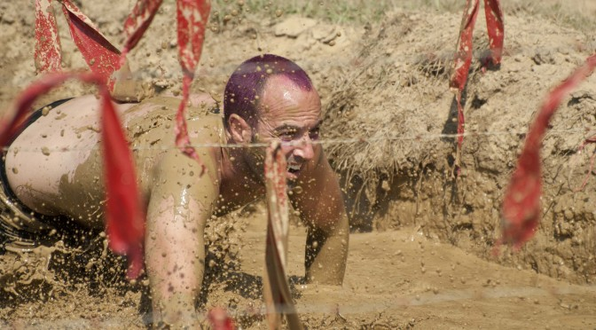 Training for the Warrior Dash!
