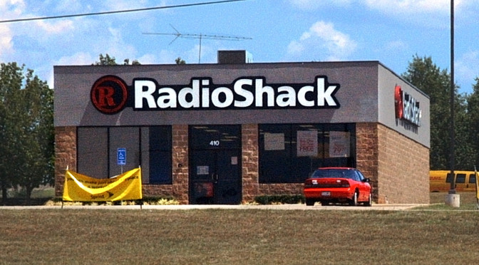 Radio Shack: Real Family Fun