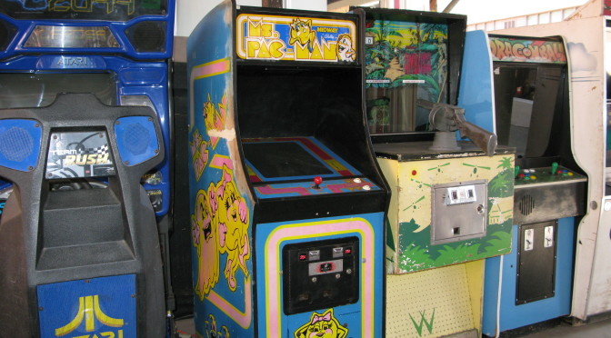 Arcade Games Get A Second Life at Barcade
