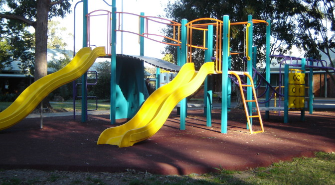 A Calling to Help Foster Children Started at a Playground