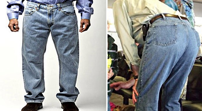 You Wanna Know What Comes Between Me and My Daddy Jeans?