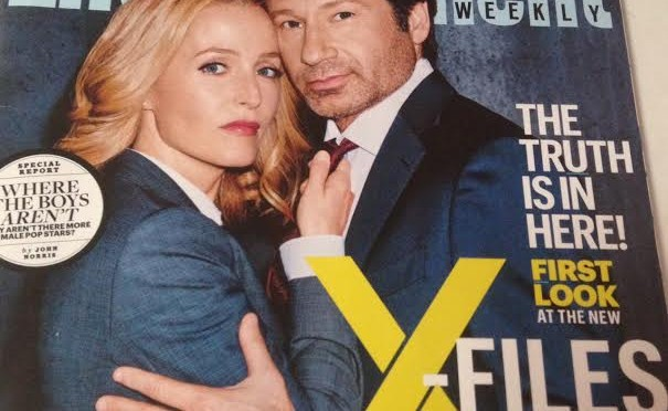 X-Files Reboot? I Want to Believe But Can't