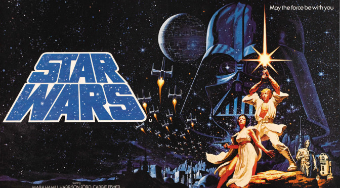 Celebrating 40 Years of 'Star Wars'