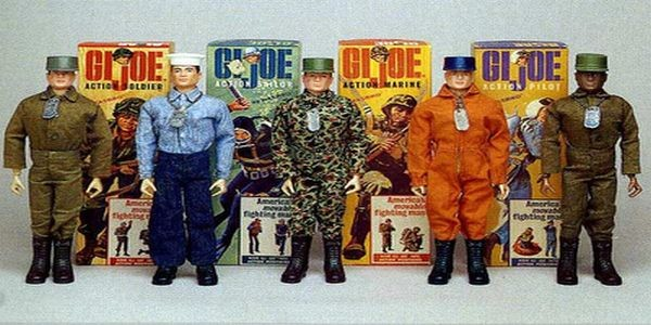 Action Figures of the 60s and 70s: Where Are They Now?