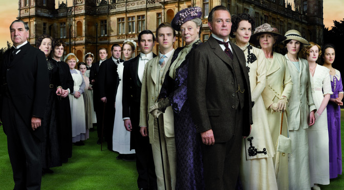 How Lord Grantham Is a Guy's Guy
