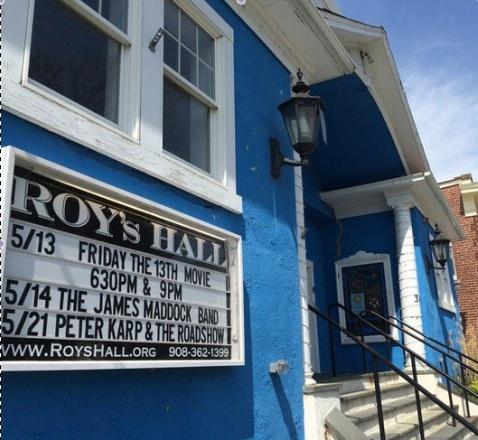 Roy's Hall