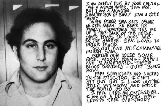 Son of Sam Began His Murderous Spree 40 Years Ago Today