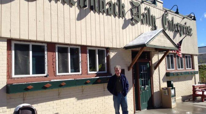 Celebrating 30 Years as a Newsman