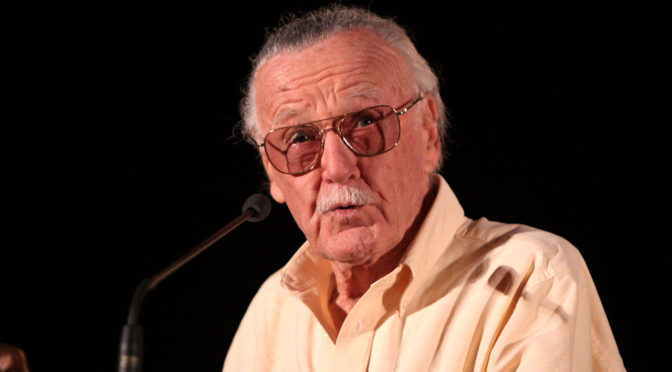 My Work With Stan Lee