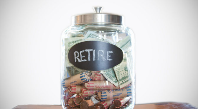 Retirement? Hahahahaha!