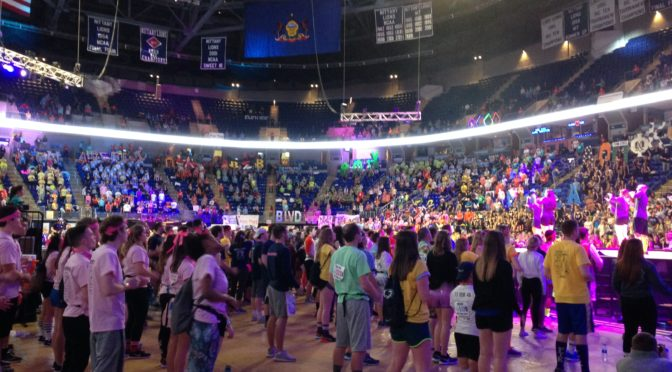 THON at Penn State Banishes Despair