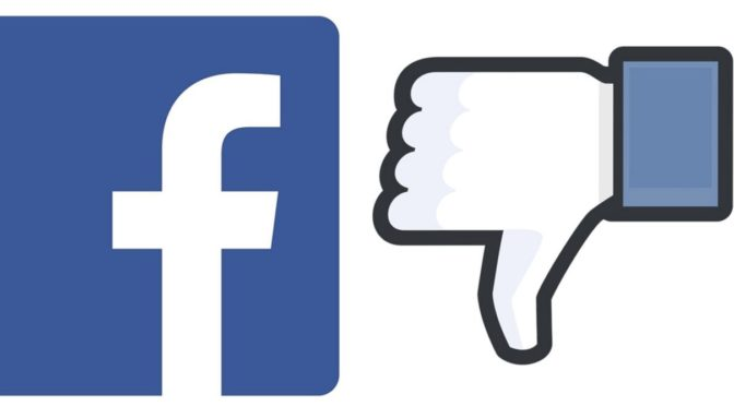 Facebook Does a Faceplant and We're Paying the Price