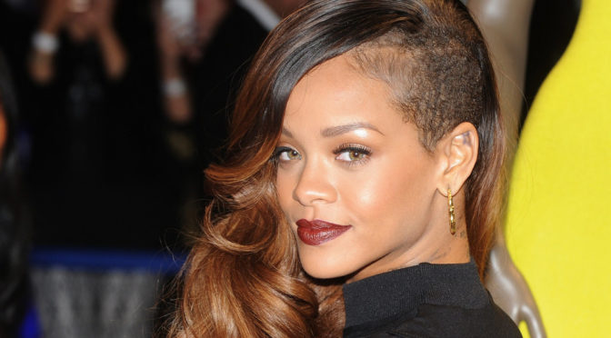 Rihanna, 'Ocean's 8' and Me