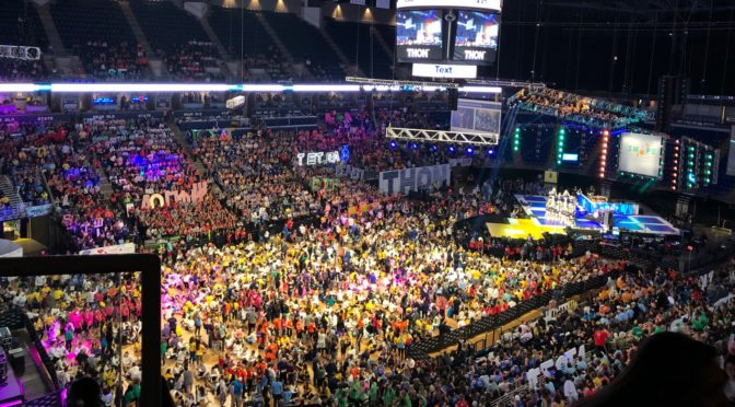 At THON, Students Dance for a Cure